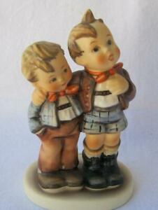M I Hummel Goebel MAX AND MORITZ Porcelain Figurine Germany Mold 123