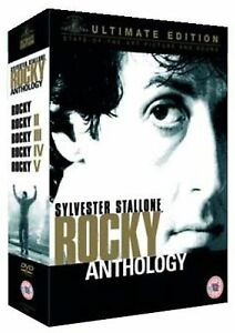 The-Rocky-Anthology-Ultimate-Edition-6-Disc-Box-Set-Sylvester-Stallone-2005-DVD