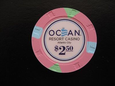 NEW $1 Chip Hard Rock Hotel /& Casino Atlantic City Chip Blackjack Poker Craps NJ