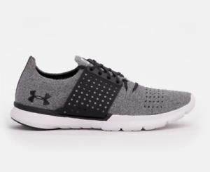 Scarpe-Under-Armour-1295724-speedform-slingwrap-uomo-sneakers-nero-grigio