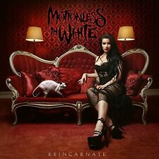 Reincarnate [PA] [Digipak] by Motionless in White (CD, Sep-2014, Fearless Records)
