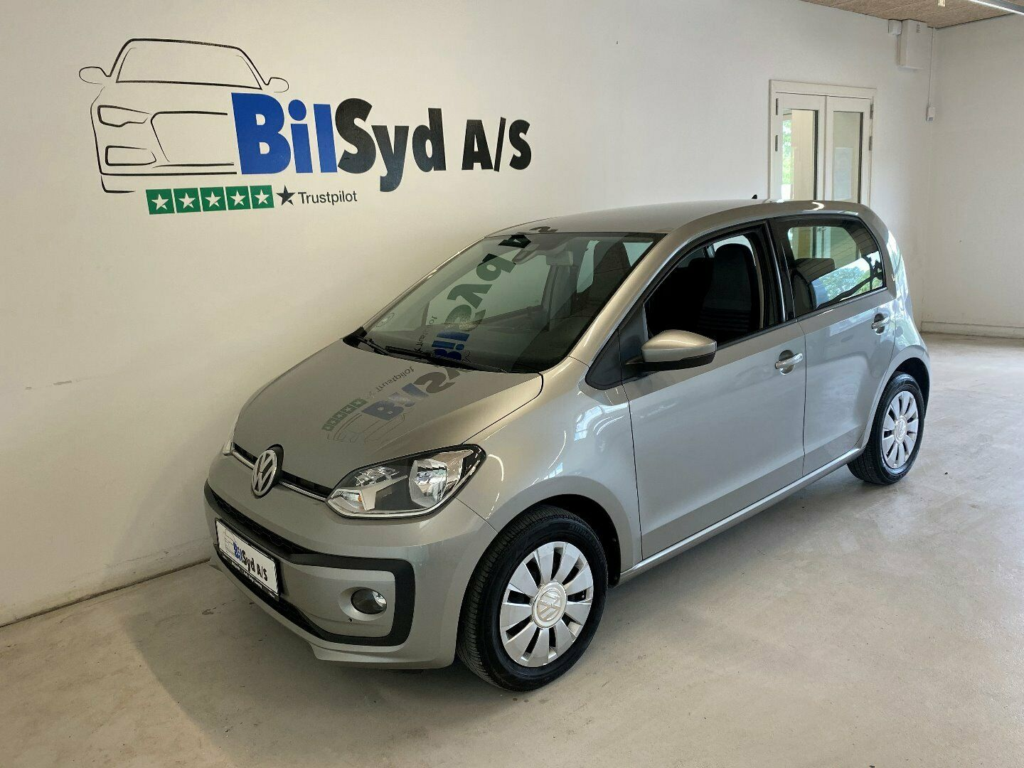 VW Up! 1,0 MPi 60 Move Up! BMT 5d - 74.980 kr.
