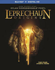 Leprechaun: Origins (Blu-ray Disc, 2014) NEW HORROR