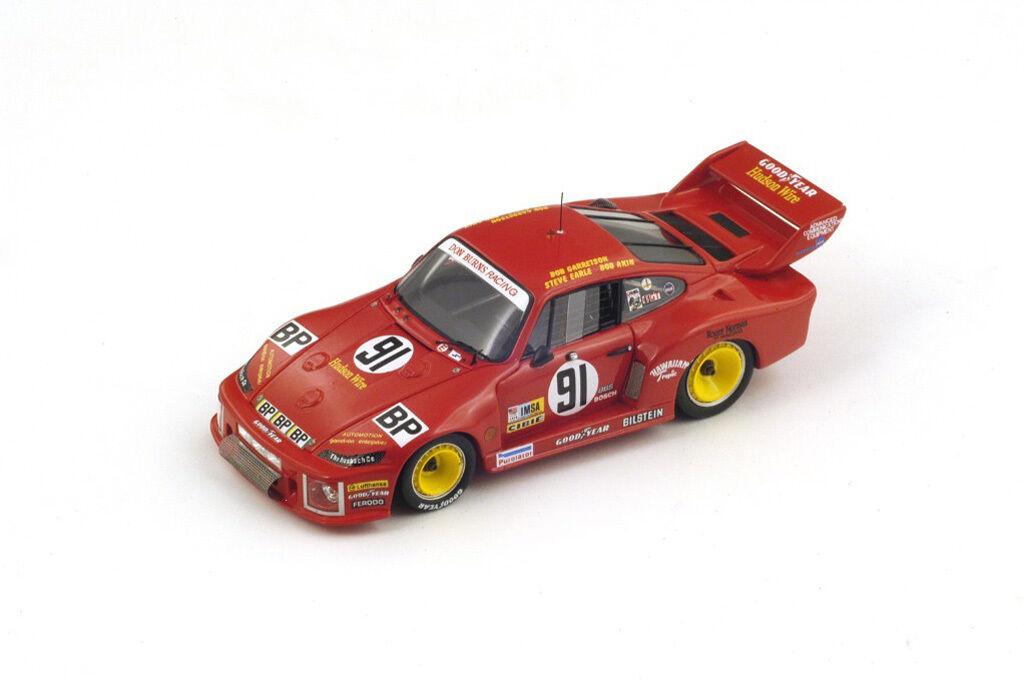 SPARK Porsche 935  91 Le Mans 1978 B. Garretson - S. Earle - B. Akin  S4163 1 43