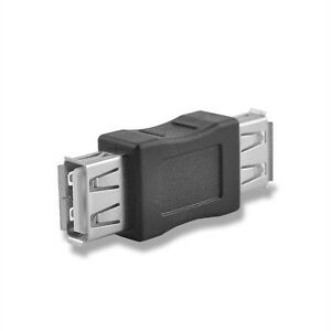 USB 2.0 Extension Coupler Adapter Converter Standard Type A Female to Female