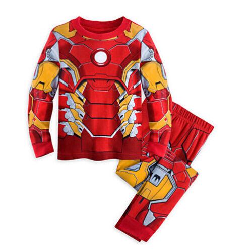 Pigiama tuta Spiderman//Ironman//Cap America//Buzz Light//Batman//Superman//Hulk suit