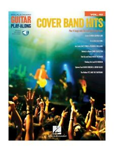 Cover Band Hits Guitar Play-along Volume 42 Guitare Partitions Livre & Télécharger-afficher Le Titre D'origine V1pwk7c7-07174116-350506333