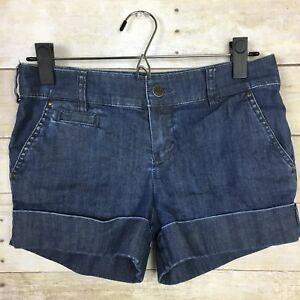 36 Details Shorts Cuffed Size Lacoste Denim About Women's fb7g6yY