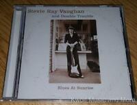 Stevie Ray Vaughan And Double Trouble blues At Sunrise (cd, 2000)