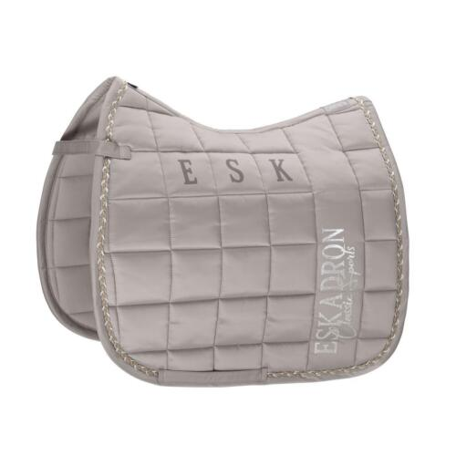 Eskadron Classic AW19 Glossy Big Square Cotton Saddle Cloth Limited Edition