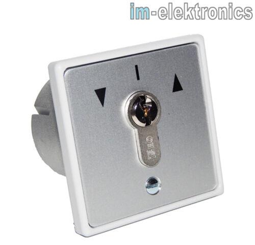 Schlüsseltaster Schlüsselschalter UP für Garagentorantrieb Rolltor Garagentor MR