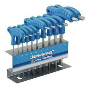 Silverline-T-Handle-Metric-Allen-Hex-Wrench-Key-Set-with-Stand-Alan-Allan