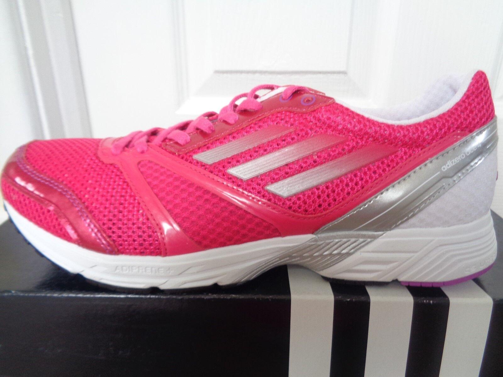 Adidas Adizero Femme trainers Baskets G61219 uk us 7 eu 40 2/3 us uk 8.5 NEWBOX b4b3ef