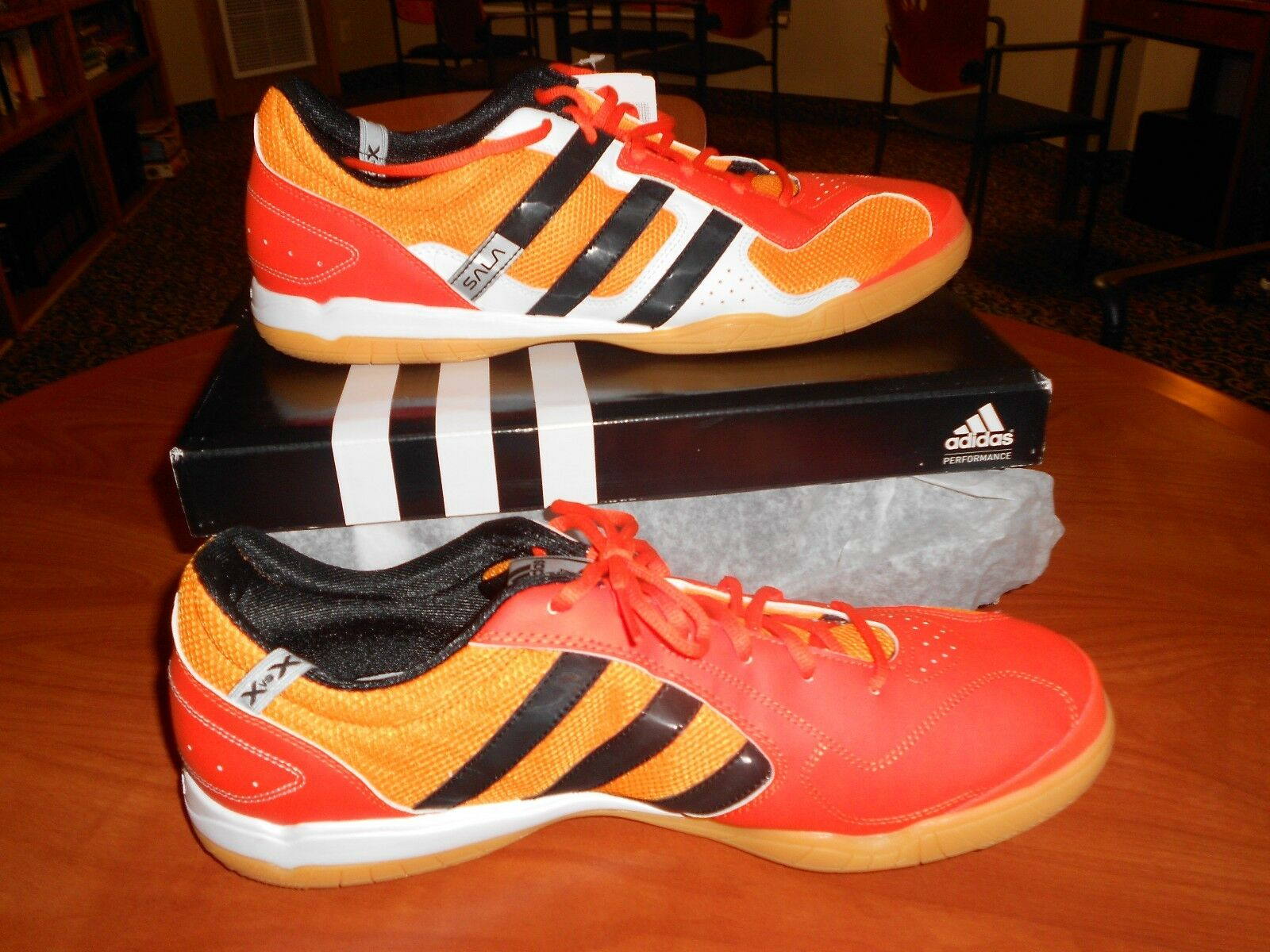Adidas Super Sala IX Soccer Indoor Soccer shoe US 13 Men's Size 13 US eb82ef