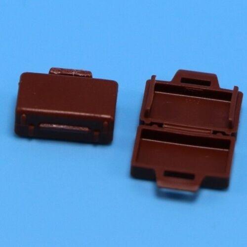 LEGO Brown Suit Case Brief Case for Minifigure Accessory