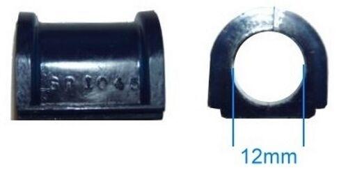 Polyurethan PU FORD Escort MK3 HA Zugstrebengummi vorne