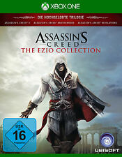 Assassin 's Creed-The Ezio Collection | nuevo & OVP | figuras assassins creed | Xbox One