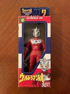 Bandai Ultra Hero Series #7: Ultraman Leo