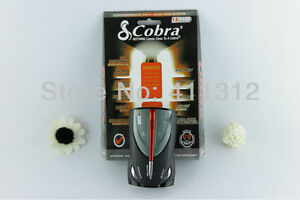 Cobra-XRS-9880-Digital-Radar-Laser-Detector