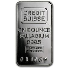 1 oz Palladium Bar - Mint Varies - SKU #31127