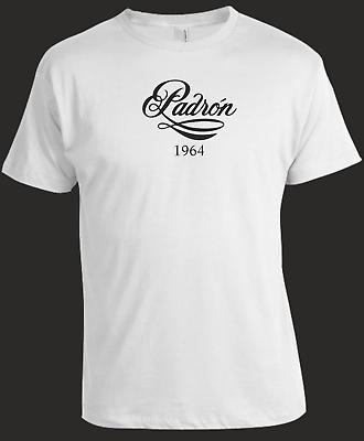 QUALITY present for smoker humidor Habana Cuba Partagas cigars T shirt