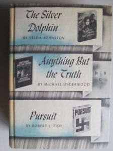 Acceptable-The-Silver-Dolphin-Anything-But-The-Truth-Pursuit-Various-1978