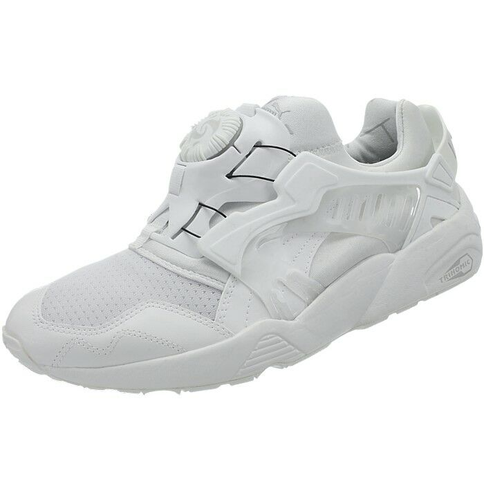 Puma Disc Blaze Updated Core men's low-top sneakers white casual shoes NEW