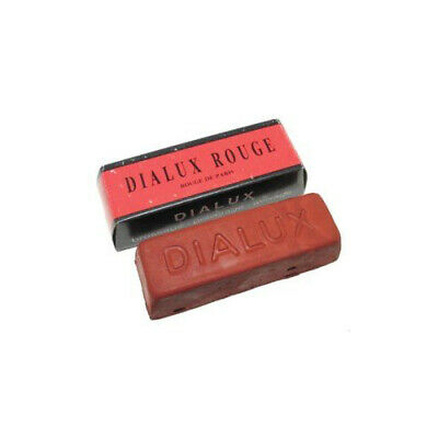 RED ROUGE DIALUX RED POLISH JEWELERS POLISHING COMPOUND GOLD JEWELRY HIGH SHINE E 5