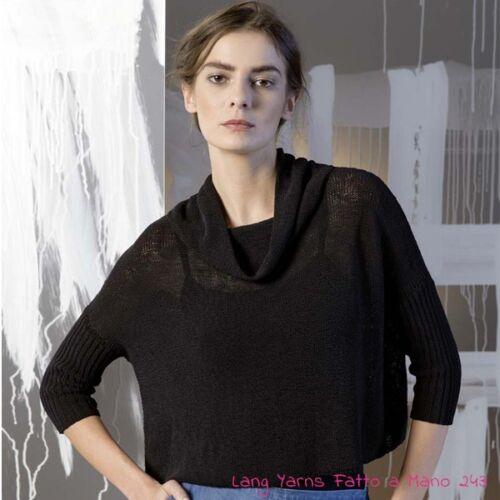 Plum :Filo #899-80: Lang Yarns cotton blend yarn 45/% OFF