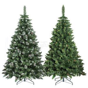 Weihnachtsbaum-Kunstbaum-kuenstlicher-Baum-Weihnachten-Schnee-Tannenbaum-NEUHEIT