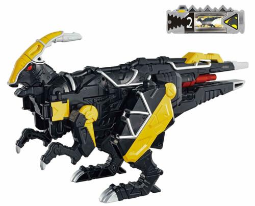 Usado Bandai Power Rangers Dino Charge Kyoryuger To Zord Parasagun Japón Import