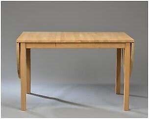 Spisebord, Egetræ, Haslev Møbelsnedkeri