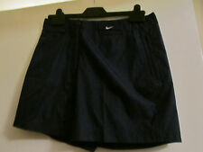 Navy Blue Clima Fit Nike Fitness Shorts in Size 8