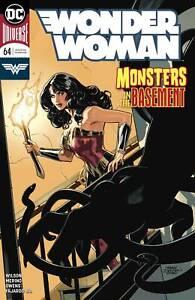 DC 2019 1st Print WONDER WOMAN #65 COMIC