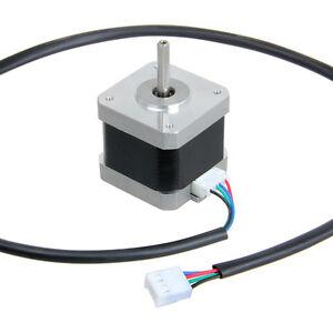 Lot-of-5pcs-Stepper-motors-NEMA-17-CNC-Robot-for-3D-Printer-Prusa-Makerbot