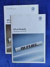 VW BiFuel Modelle Autogas - Golf Polo - Prospekt + Preisliste Brochure 06.2010