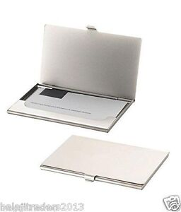 Stainless Steel Card Holder For ATM#-# Debit#-# Credit Card