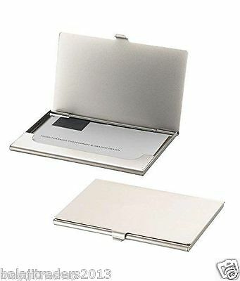 Stainless Steel Card Holder For ATM, Debit, Credit Card