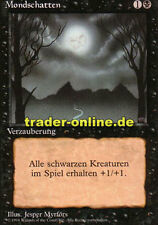 Mondschatten (Bad Moon) Magic limited black bordered german beta fbb foreign deu