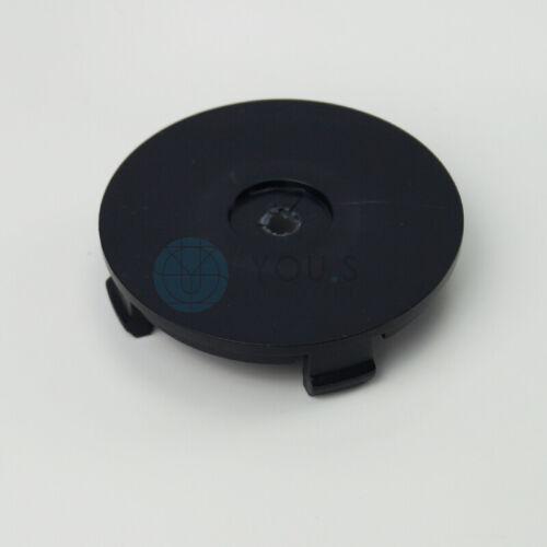 1 X TAPPO MOZZO Coperchio Mozzo Coperchio CERCHIONI 55,0-52,5 mm TTE-NERO-NUOVO