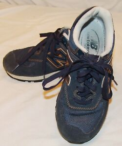 Atletico Balance Scarpe Classico New Jeans Sneakers Donna Rétro Blue 6 575 HqxdwvgdT