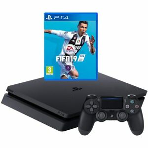 Sony PlayStation P4HEHWSNY74351 PS4 with FIFA 19 500GB