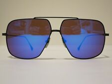 b95e65d2261 DITA FLIGHT 005 7805C Matte Black Blue Optique Glasses Eyewear Sunglasses  SALE!