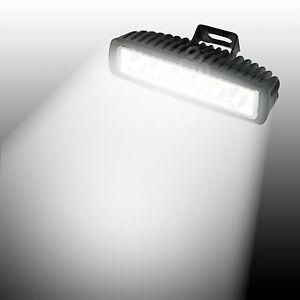Slim-18w-spot-LED-Work-ATV-4X4-off-road-Light-fog-driving-bar-cree-truck-suv-car