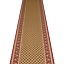 EXTRA-LONG-RED-CREAM-TRADITIONAL-FLOOR-HALL-HALLWAY-RUNNER-RUG-CARPET-MAT thumbnail 9