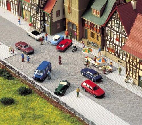 Spur H0 Busch 6032 Altstadt-Pflaster-Platz