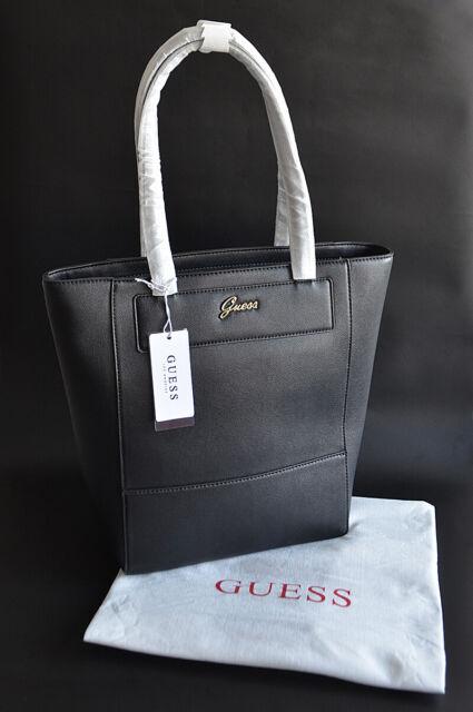 GUESS DAMEN TASCHE Handtasche schwarz Amaya Box NEU mit