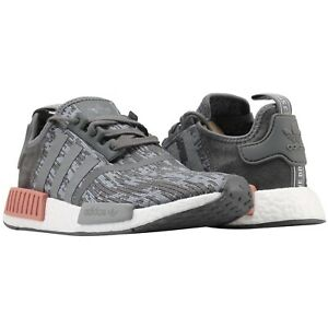 Adidas Nmd R1 Size 10.5 W By9647 Pink