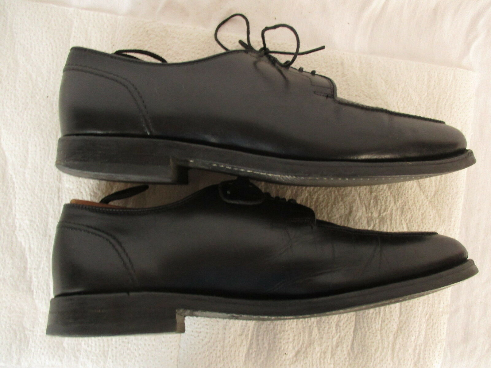 Zapatos De Vestir Allen Edmonds Lasalle Para Oxford Hombre Oxford Para Negro 8.5D dc776e