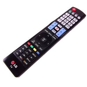 Sidste nye NEW* Genuine LG TV Remote Control - 32LM3400 / 42LM3400 / 42LM615T SM-69